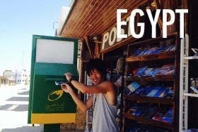 【エジプト】ピラミッドにも行かずダハブの海でまったり。夫婦で旅した世界一周の記録5カ国目