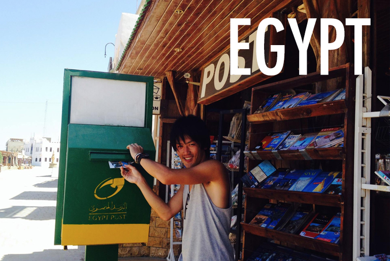 エジプト・ダハブ
