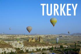 【トルコ】夢だったカッパドキアで気球に!夫婦で旅した世界一周の記録6カ国目